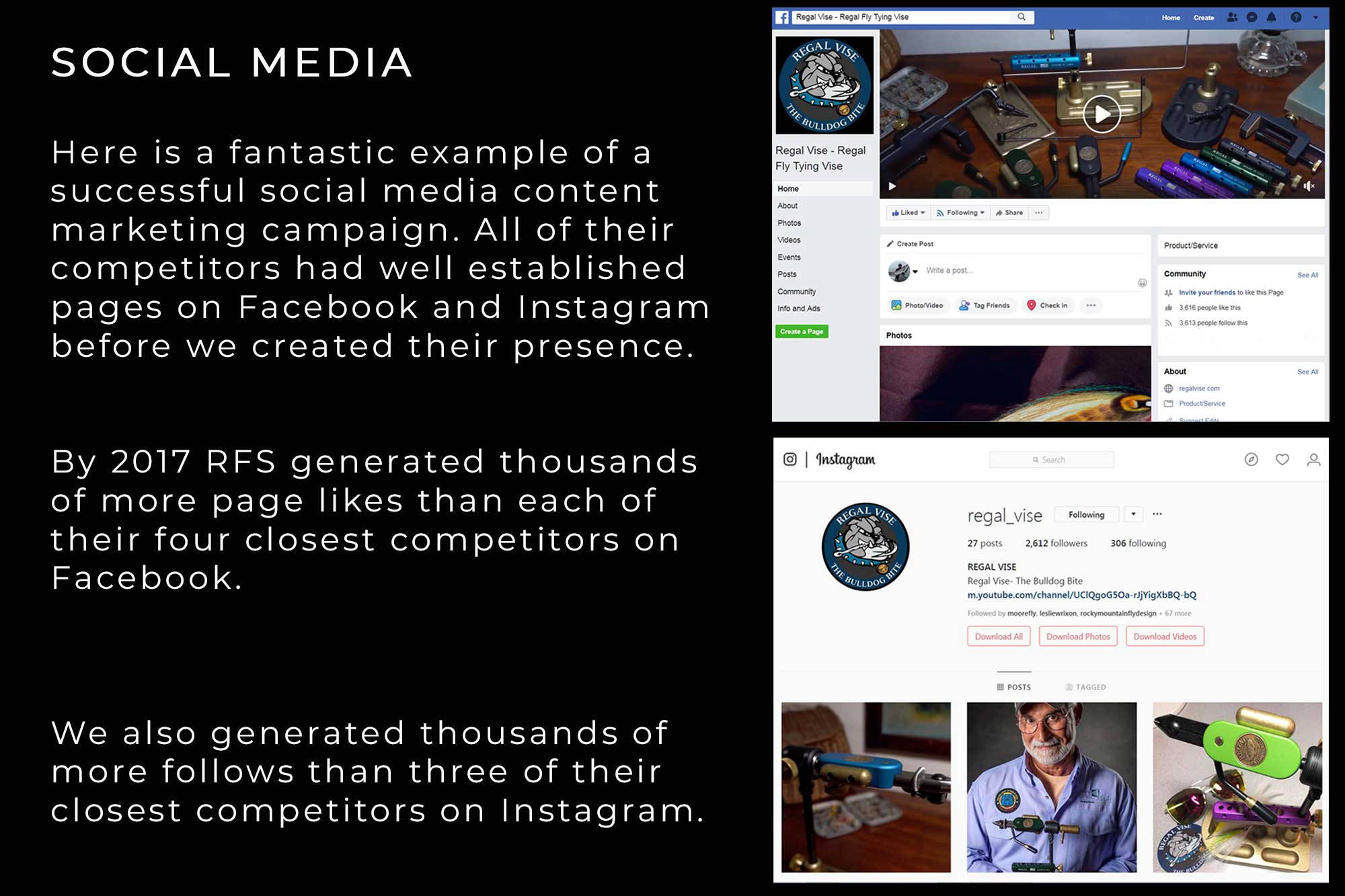 Social Media Management information image